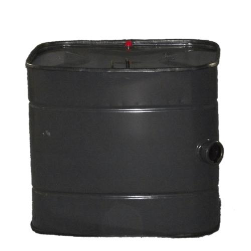 TP4U - DAF STEEL FUEL TANK     150 LITRE FOR LF EURO 3