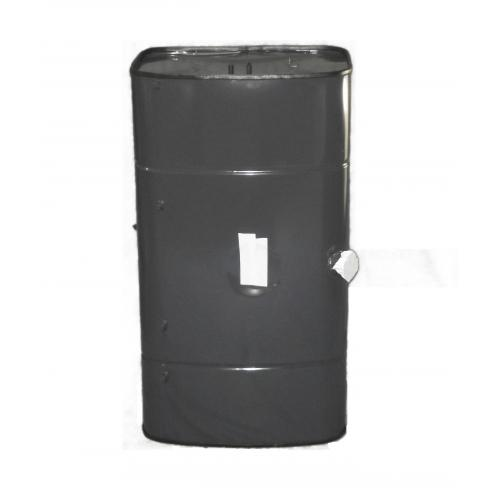 TP4U - DAF STEEL FUEL TANK     325 LITRE FOR LF55 EURO 4