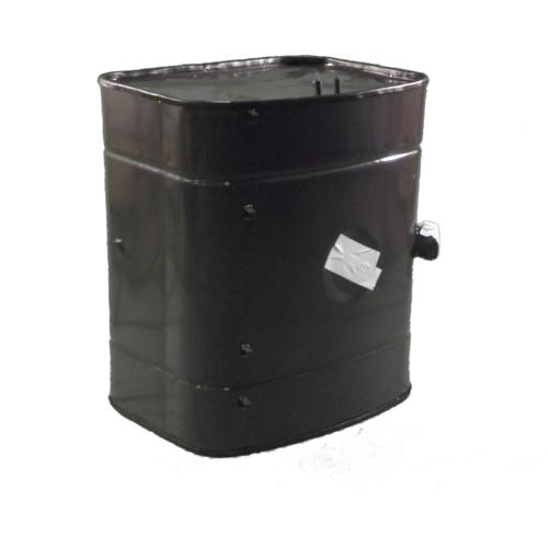 TP4U - DAF STEEL FUEL TANK     200 LITRE FOR LF EURO 4