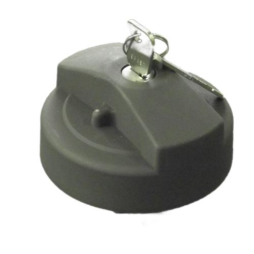 TP4U - DAF LOCKING FUEL TANL CAP     60MM NECK FOR ROADRUNNER/45 SERIES