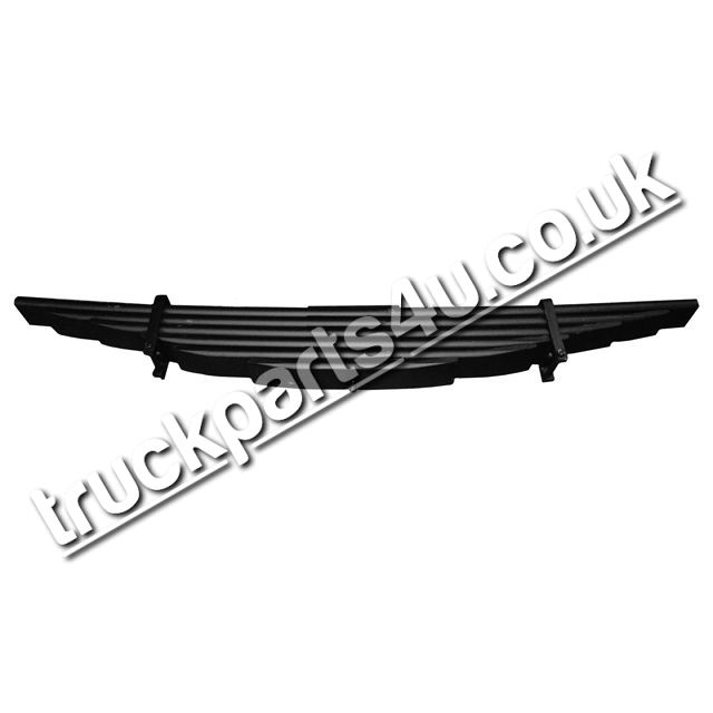 TP4U - DAF CF REAR SUSPENSION 6 LEAF SPRING