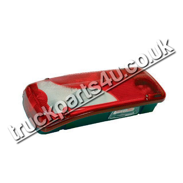 TP4U - MERCEDES REAR LIGHT LH