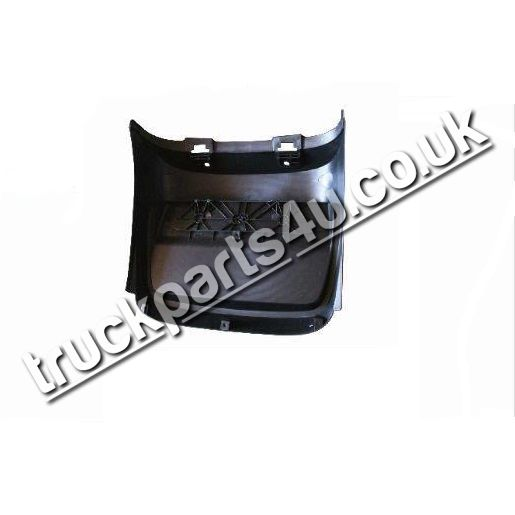 TP4U - DAF LH REAR MUDGUARD WITHOUT ANTI SPRAY