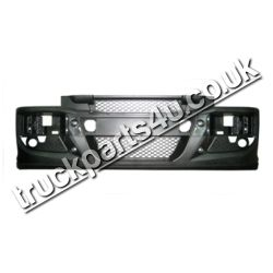 TP4U - IVECO BUMPER W/FOG LIGHT HOLES