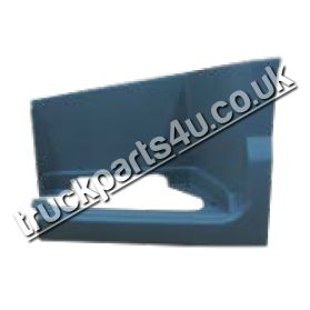 TP4U - VOLVO LH FOOTBOARD (GRAINED)