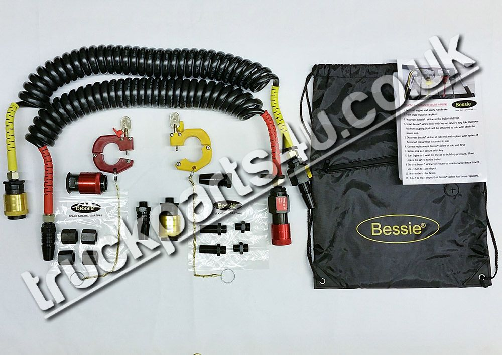 TP4U - Bessie Commercial Kit Small Coil