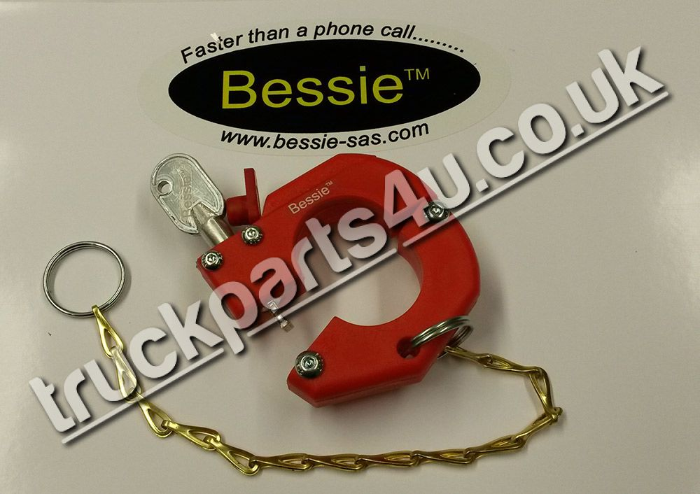 TP4U - (Bessie) Red Suzie Lock