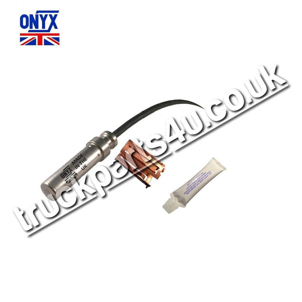 TP4U - VOLVO/SCANIA ABS SENSOR KIT DEUTSCH CONNECTOR/STRAIGHT SENSOR     FOR FM/FH 4/5/6 SERIES
