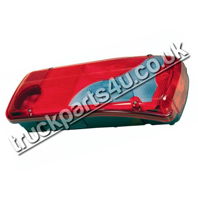 TP4U - MAN REAR LIGHT UNIT  RH OS  FOR TG SERIES