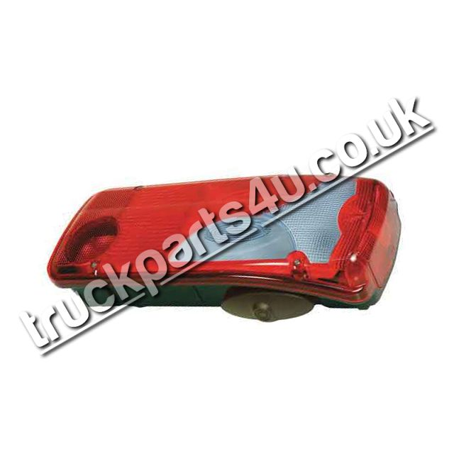 TP4U - MAN REAR LIGHT RH C/W REVERSE ALARM FOR TG SERIES