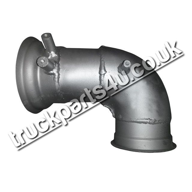 TP4U - DAF CF75 EURO 4 EXHAUST ELBOW