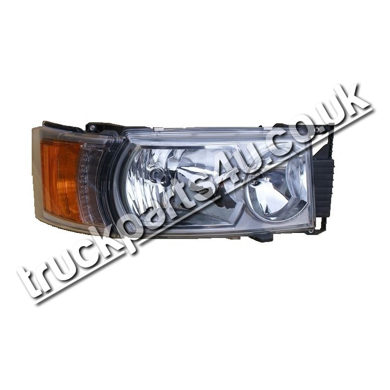 TP4U - SCANIA HEADLIGHT WITH LED OUTLINE DAYTIME RUNNING LAMPS   RH  FOR 4/5/6 SERIES