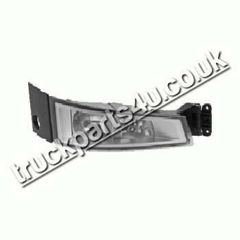 TP4U - VOLVO FOG LIGHT LH, TWIN BULB FOR FH VERSION 4