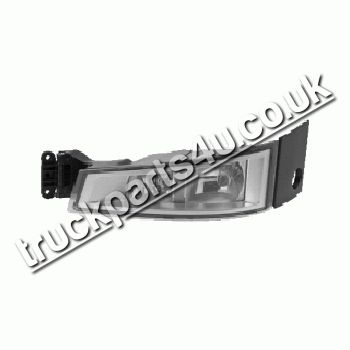 TP4U - VOLVO FOG LIGHT RH, TWIN BULB FOR FH VERSION 4