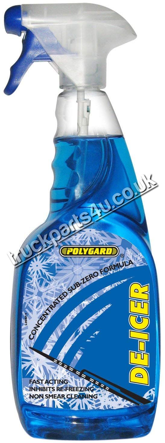 TP4U - Polygard De Icer Trigger Spray - 750ml