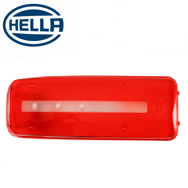 TP4U - DAF HELLA REAR LAMP LENS LH/RH FOR CF/XF