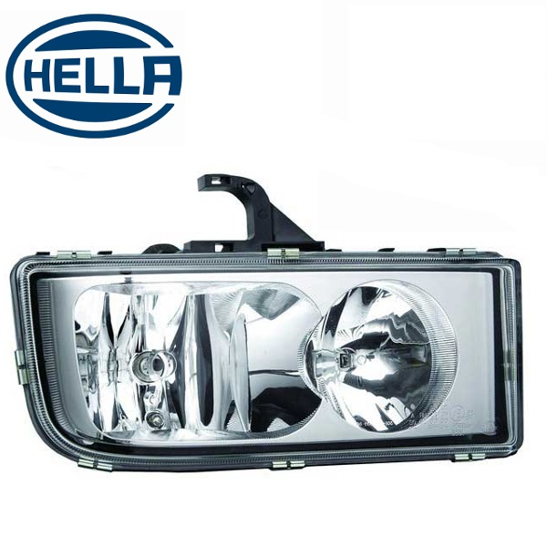 TP4U - DAF HELLA HEADLIGHT RH WITHOUT MOTOR FOR LF/CF/XF