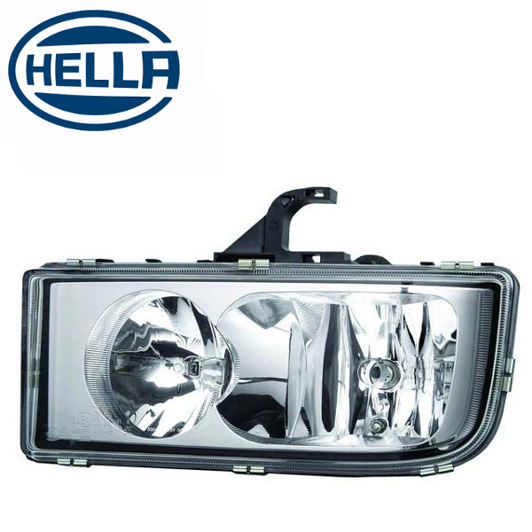 TP4U - MERCEDES HELLA HEADLIGHT LH WITHOUT MOTOR FOR AXOR
