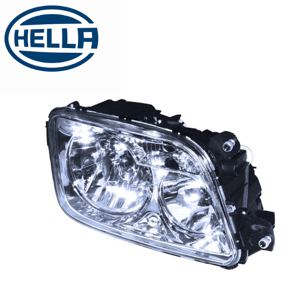 TP4U - MERCEDES HELLA HEADLIGHT RH WITHOUT MOTOR FOR AXOR