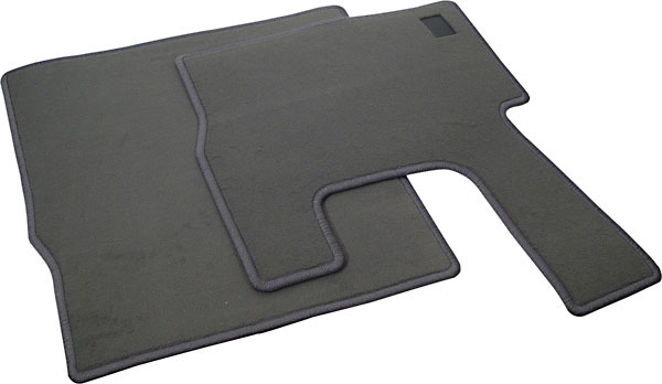 TP4U - DAF FABRIC FLOOR MATS FOR XF 105