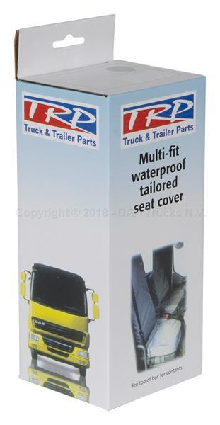TP4U - TRP GREY SEAT COVER DRIVERS SIDE FOR LF EURO 6