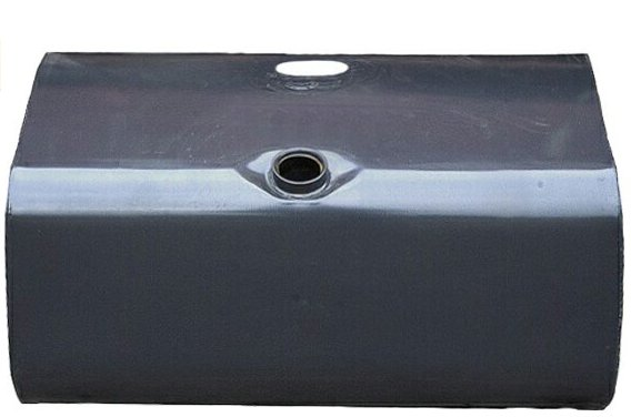 TP4U - BARE SCANIA STEEL FUEL TANK FOR 4 SERIES 400 LITRE