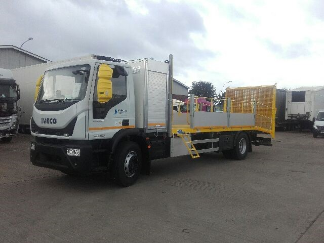 TP4U - IVECO KUDA MIRRORSHIELD PROTECTOR YELLOW FOR EUROCARGO