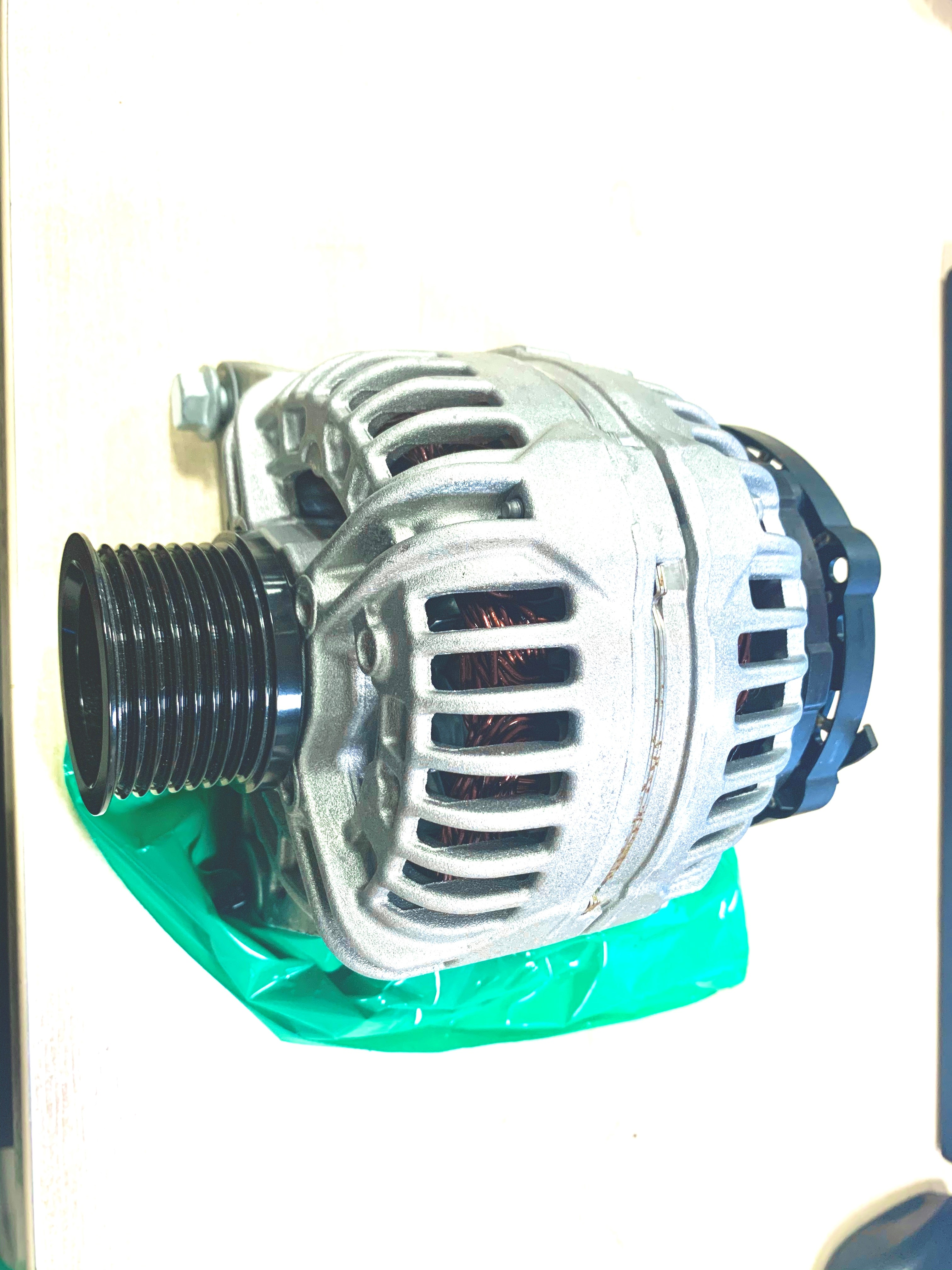 TP4U - RECYCLED NEW DAF ALTERNATOR 80AMP FOR LF EURO 6 PX5 ENGINE