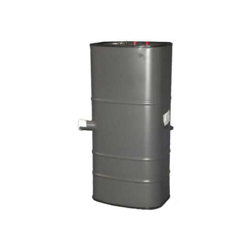 TP4U - DAF STEEL FUEL TANK 168 LITRE FOR ROADRUNNER/45 SERIES