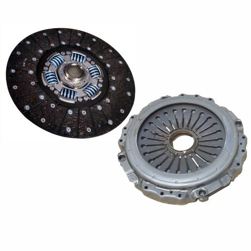 TP4U - MERCEDES CLUTCH KIT 400MM