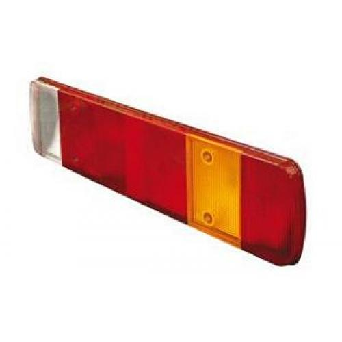 TP4U - SCANIA/VOLVO RH/LH REAR LAMP LENS FOR 4/5/6 SERIES FM/FH