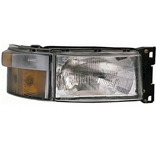 TP4U - SCANIA HEADLIGHT WITH INDICATOR RH FOR 4/5 SERIES