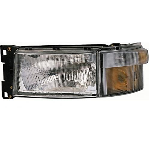 TP4U - SCANIA HEADLIGHT WITH INDICATOR LH FOR 4/5 SERIES