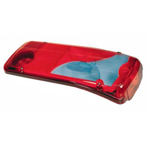 TP4U - MAN REAR LAMP LENS RH