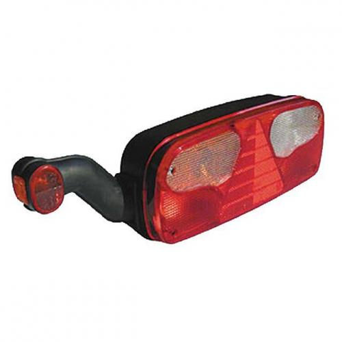 TP4U - ASPOCK ECOPOINT 1 LH REAR COMBINATION LAMP