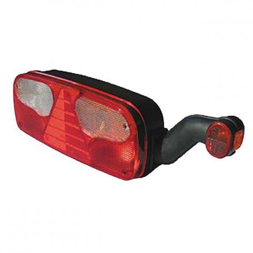 TP4U - ASPOCK ECOPOINT 1 RH REAR COMBINATION LAMP